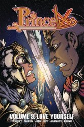 Action Lab Entertainment's Princeless: Princesses TPB # 9