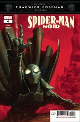 Marvel Comics's Spider-Man Noir Issue # 4