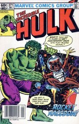 Marvel Comics's Incredible Hulk Issue # 271