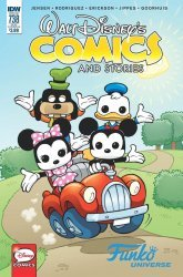IDW Publishing's Walt Disney's Comics and Stories Issue # 738sub-b