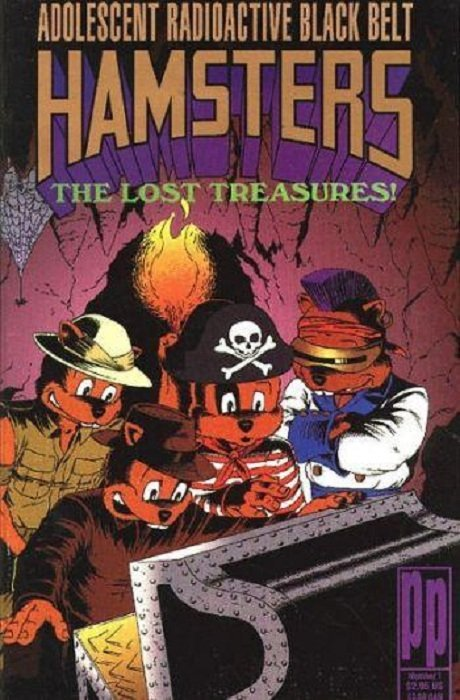 Adolescent Radioactive Black Belt Hamsters The Lost