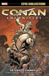 Marvel Comics's Conan Chronicles: Epic Collection TPB # 3