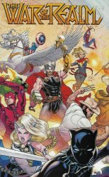 Marvel Comics's War of the Realms Issue # 1n