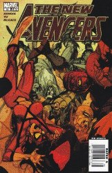Marvel Comics's New Avengers Issue # 32b