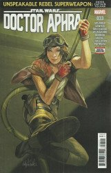 Marvel Comics's Doctor Aphra Issue # 33
