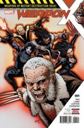 Marvel Comics's Weapon X Issue # 4