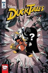 IDW Publishing's DuckTales Issue # 3