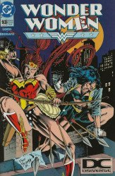 DC Comics's Wonder Woman Issue # 93b