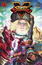 Udon Entertainment's Street Fighter V TPB # 2