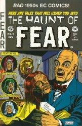 Russ Cochran's Haunt of Fear Issue # 8