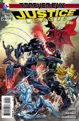 DC Comics's Justice League Issue # 29