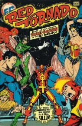Federal Comics's Red Tornado Issue nn