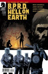 Dark Horse's B.P.R.D.: Hell on Earth Issue # 125