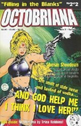 Artful Salamander's Octobriana: Filling in the Blanks Issue # 2