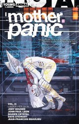 DC Comics's Mother Panic TPB # 2