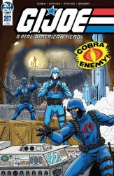 IDW Publishing's G.I. Joe: A Real American Hero Issue # 267lacc