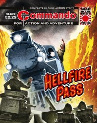 D.C. Thomson & Co.'s Commando: For Action and Adventure Issue # 5221
