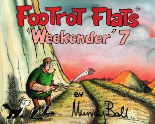 Orin Books's FooTrot Flats: Weekender Issue # 7