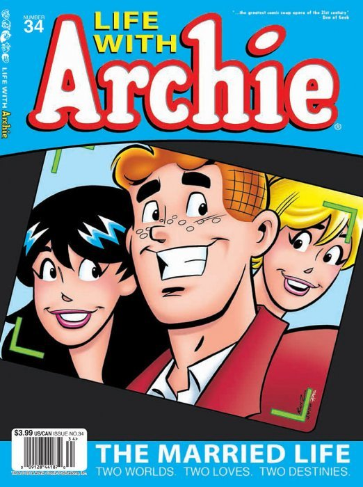 life with archie 16 cbr