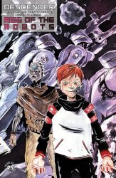 Image Comics's Descender Issue # 24b