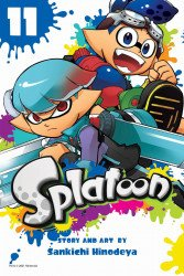 Viz Media's Splatoon Soft Cover # 11