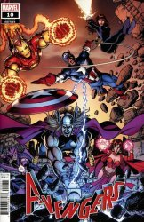 Marvel Comics's The Avengers Issue # 10c