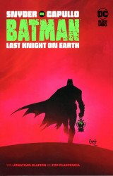DC Black Label's Batman: Last Knight on Earth Hard Cover # 1