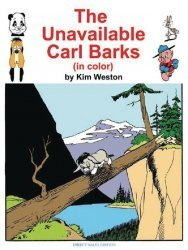 Self-Published's The Unavailable Carl Barks (In Color) TPB # 1