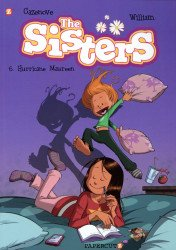 Papercutz's The Sisters TPB # 6