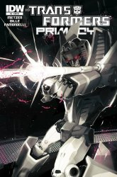 IDW Publishing's Transformers: Primacy Issue # 2ri