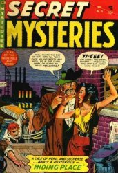 Ribage Publishing Corp.'s Secret Mysteries Issue # 16