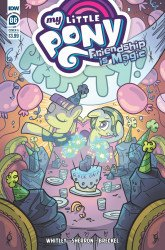 IDW Publishing's My Little Pony: Friendship is Magic Issue # 86