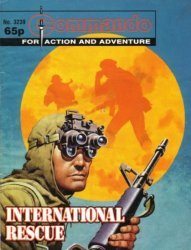 D.C. Thomson & Co.'s Commando: For Action and Adventure Issue # 3239