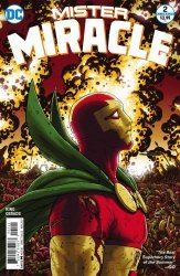 DC Comics's Mister Miracle Issue # 2