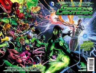 DC Comics's Green Lantern Issue # 20