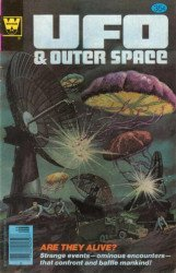 Gold Key's UFO & Outer Space Issue # 14whitman