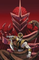 BOOM! Studios's Mighty Morphin Power Rangers Issue # 24c