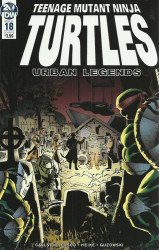 IDW Publishing's Teenage Mutant Ninja Turtles: Urban Legends Issue # 18b
