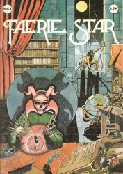 Moon Press Productions's Faerie Star Issue # 1