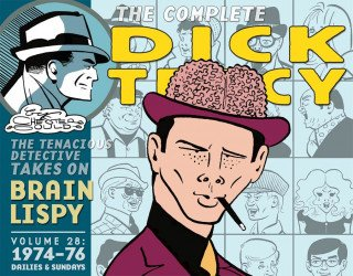 IDW Publishing's Complete Chester Gould's Dick Tracy Hard Cover # 28