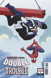 Marvel Comics's Spider-Man & Venom: Double Trouble Issue # 1d