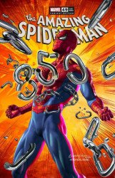 Marvel Comics's Amazing Spider-Man Issue # 49greg horn-a