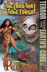 American Mythology's Edgar Rice Burroughs' The Land That Time Forgot: Terror from the Earth's Core Issue # 1b