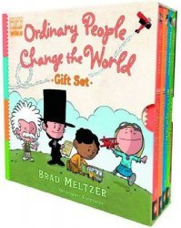 Dial Books's Ordinary People Change the World: Gift Set Hard Cover box set