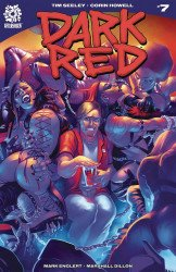 After-Shock Comics's Dark Red Issue # 7