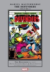 Marvel Comics's Marvel Masterworks: The Defenders Hard Cover # 6
