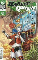 DC Comics's Harley Quinn Issue # 74