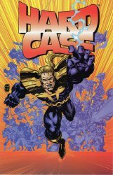 Malibu Comics's Hardcase Issue # 0b