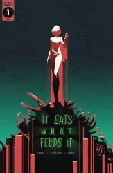 Red 5 Comics's It Eats What Feeds It Issue # 1
