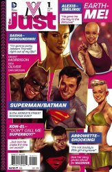 DC Comics's Multiversity: The Just Issue # 1
